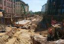 Was wird gebaut am Damaschkeplatz?
