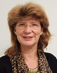 Heike Pontika, Organisatorin des internationalen Tags gegen Gewalt