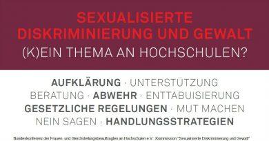 Beleidigung, Ausgrenzung, Machtmissbrauch – Tabuthema Sexualisierte Diskriminierung