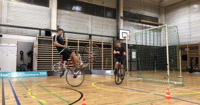 Sport am Rande: Radball